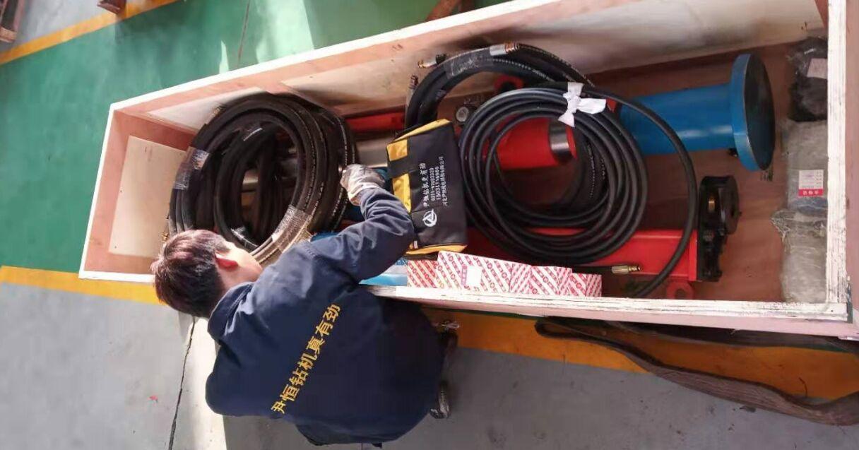 液压锚杆凯发手机下载厂家的服务决定施工的速度