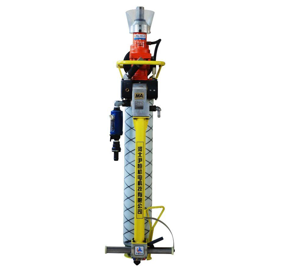 MQT气动锚杆钻机产品图