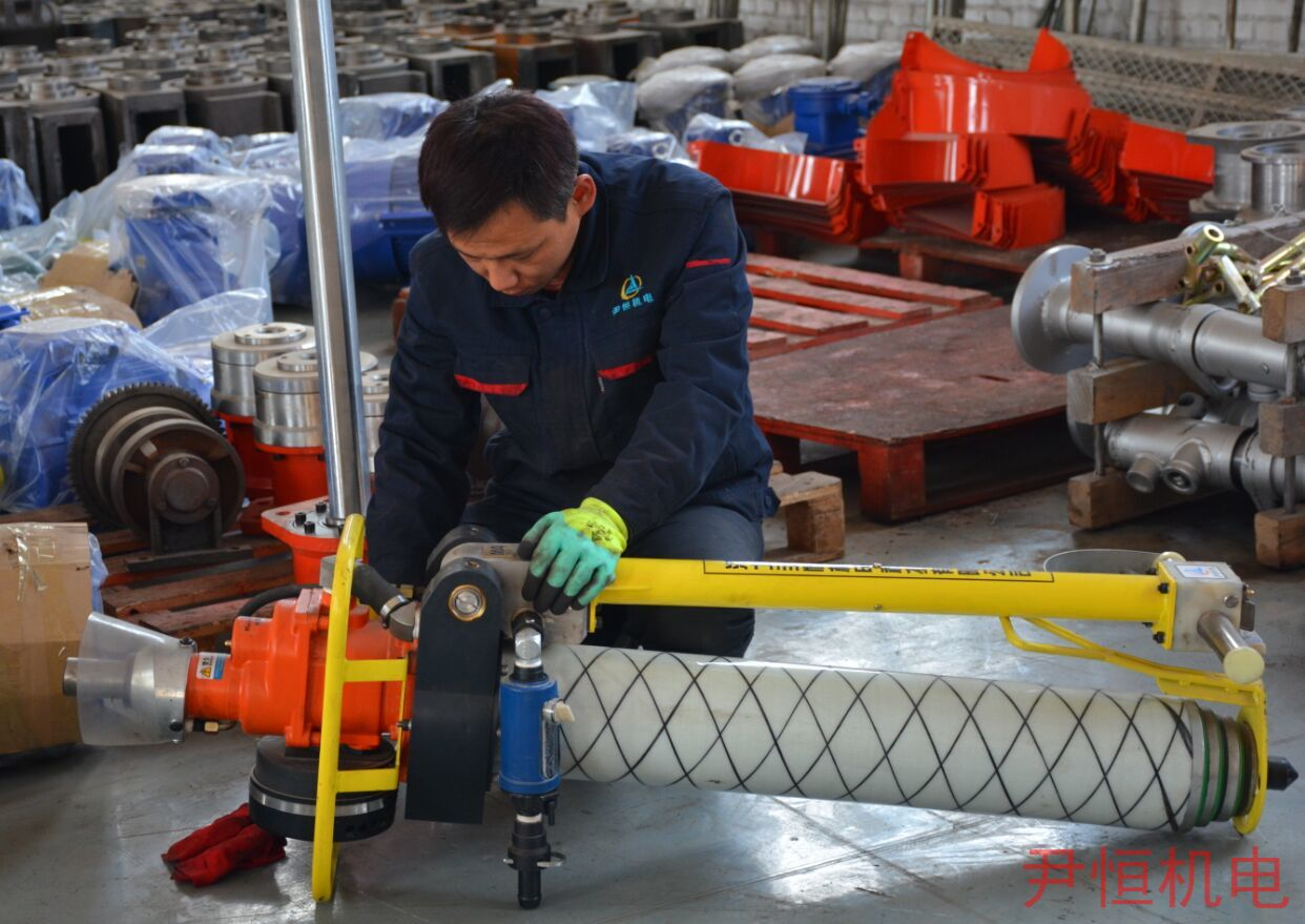 尹恒气动锚杆钻机质量检测