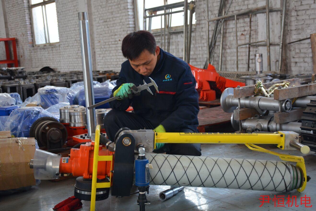 尹恒锚杆钻机质量检测