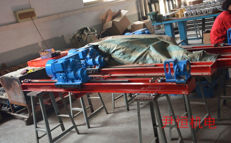 ZQJC气动架柱式钻机