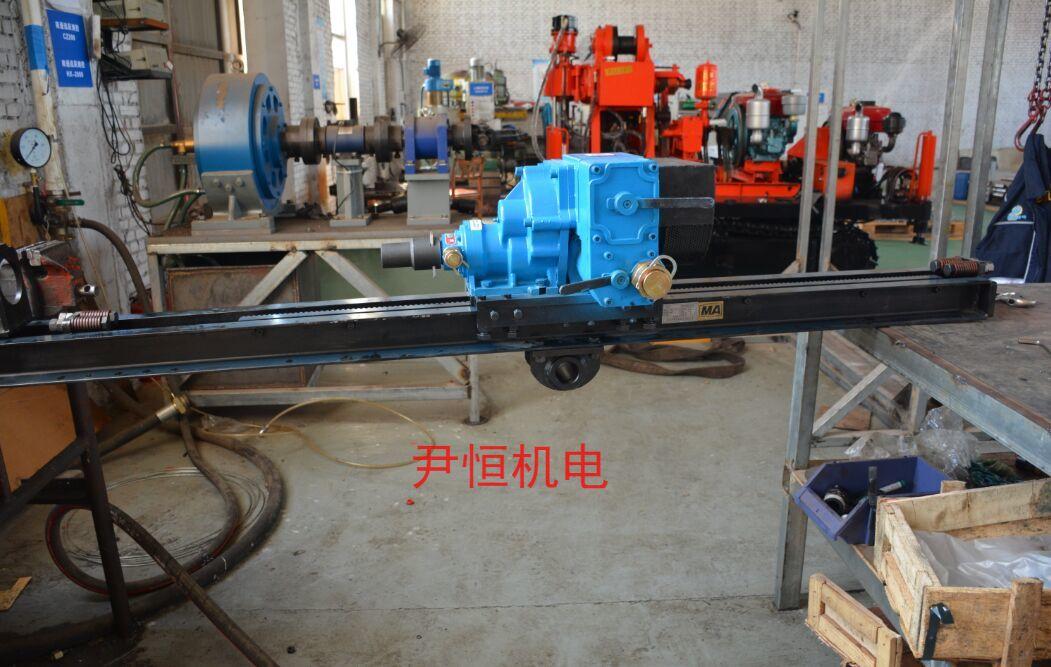 尹恒ZQJC系列气动架柱钻机